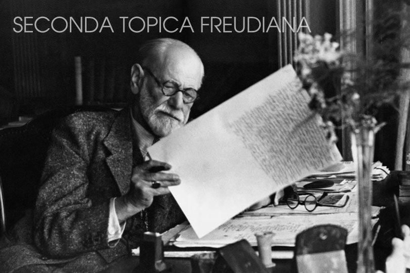 Seconda Topica Freudiana